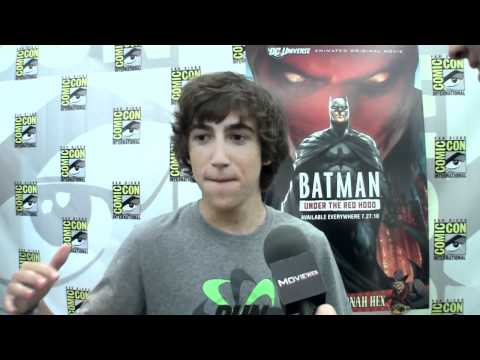 Batman: Under The Red Hood - Comic-Con 2010 Exclusive: Vincent Martella