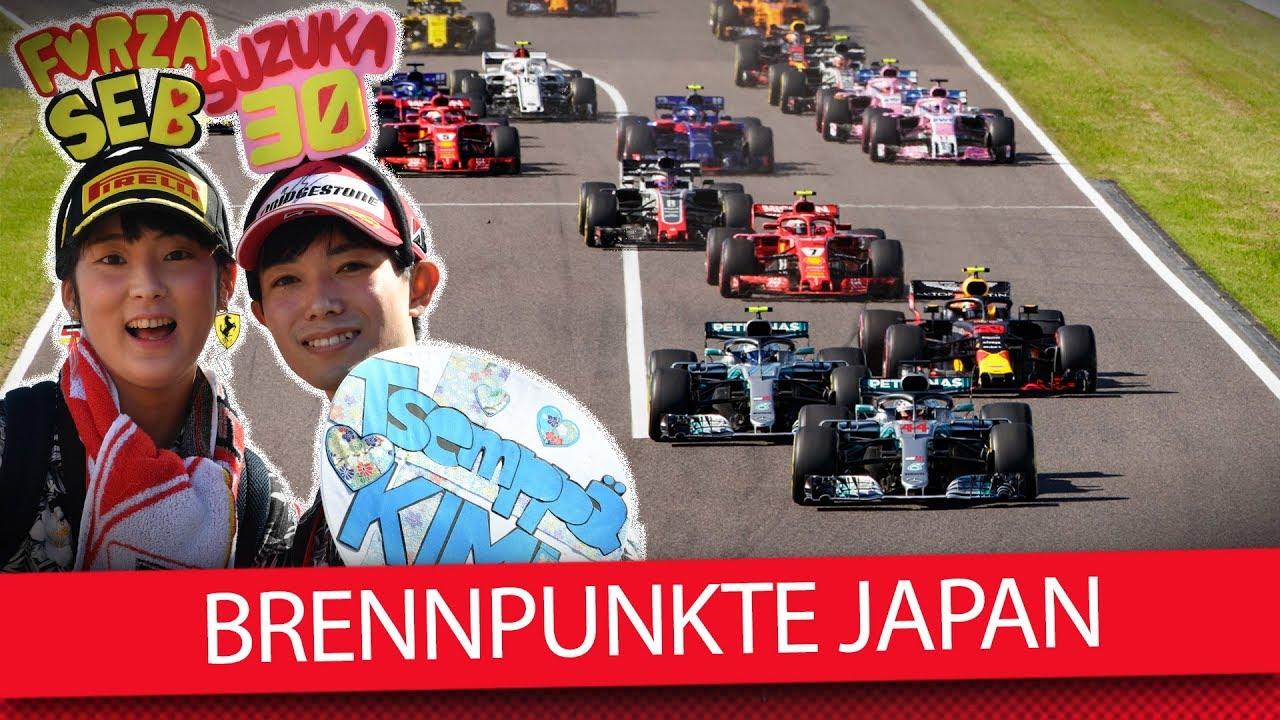 Formel 1 Japan 2019