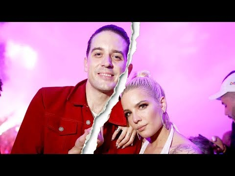 How is HALSEY Coping with G-Eazy Breakup?!