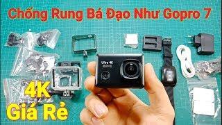 Camera Hành Trình Quay 4K Giá Rẻ SC-2 Chống Rung Bá Đạo Như Gopro 7