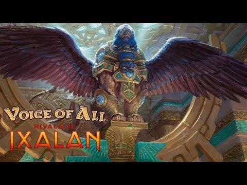 The Arbiter of Law Left Chaos in His Wake - Rivals of Ixalan 3 - Audio Drama