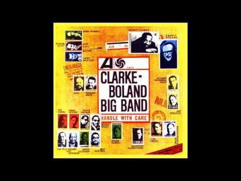 Clarke-Boland Big Band - Speedy Reeds