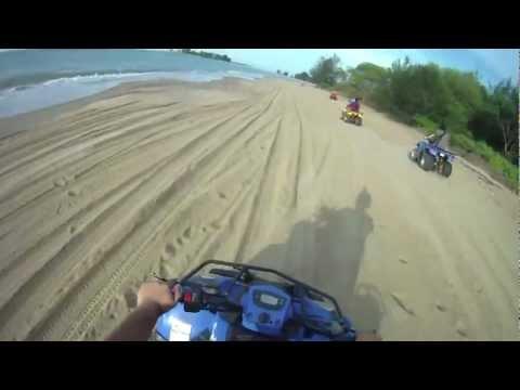 ATV Adventure @ Tungku Part 1 Of 4