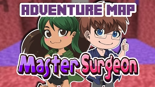 Vi er søde læger! | Master Surgeon - Minecraft Adventure Map