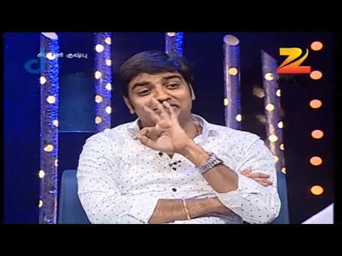 Simply Kushboo - Tamil Talk Show - Episode 10 - Zee Tamil TV Serial - Full Episode