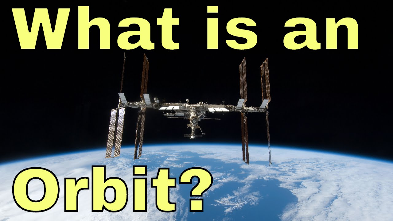 What Is An Orbit? Learn The Definition Of Orbit