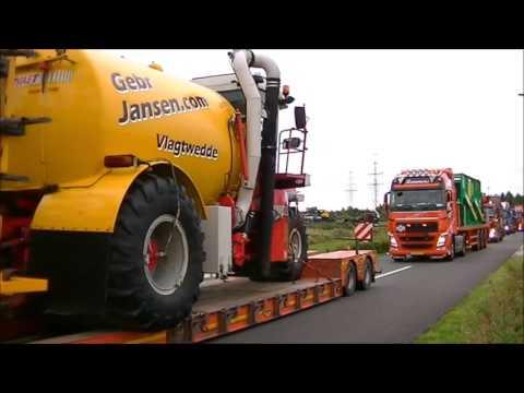 Broshuis Convoi Truckstar Festival 2016