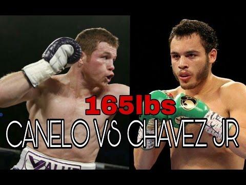 Canelo V Chavez Jr