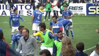 Linares 1 - Real Jaén 0 (07-05-16)