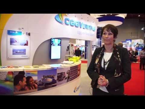 PETEX 2012: Exhibitor: CGG Veritas