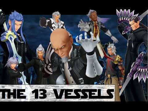 WHO ARE THE 13 VESSELS???  (CONTAINS SPOILERS)