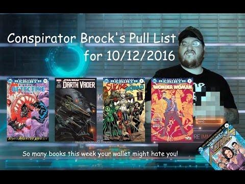 Conspirator Brock