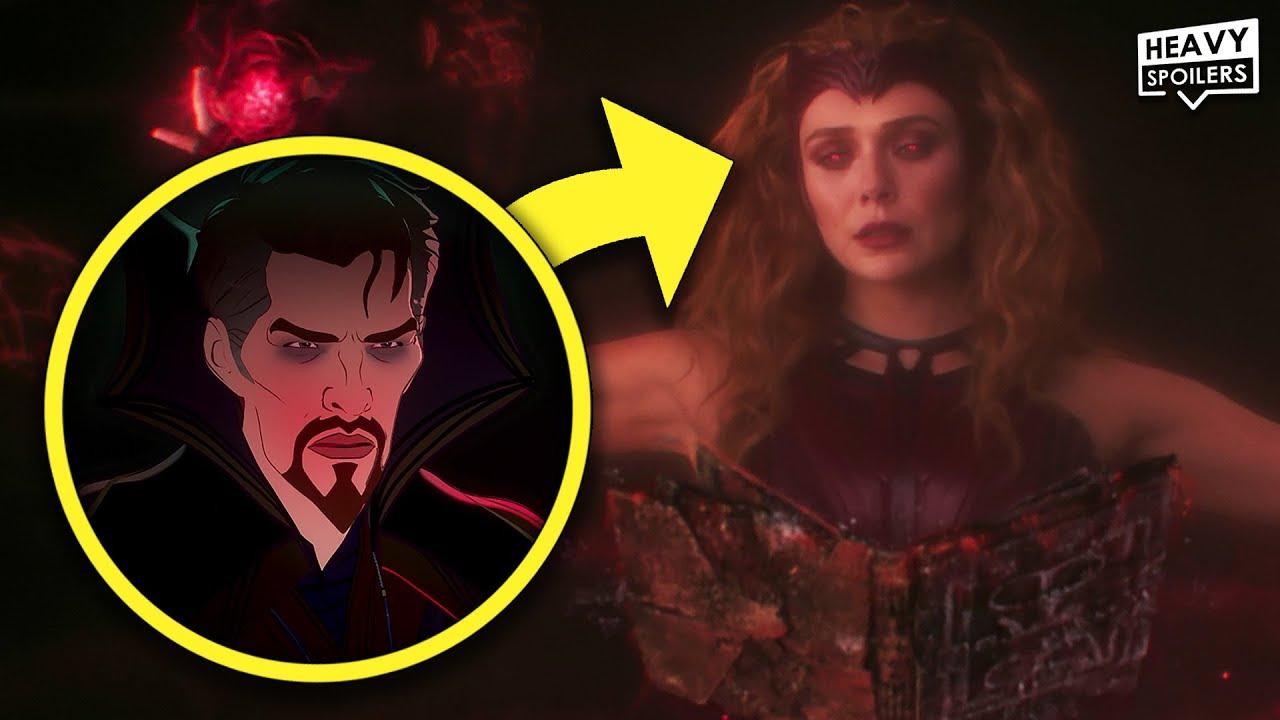Wanda va a ser muy diferente en Doctor Strange en el multiverso de Madness