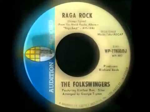 The Folkswingers - Raga Rock