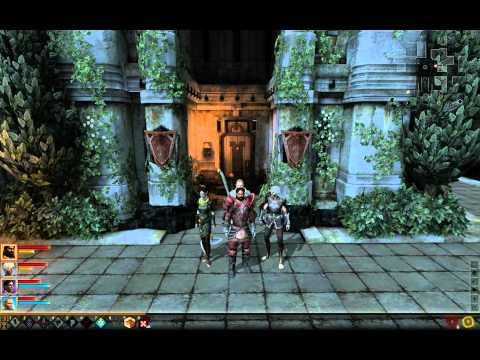 Let's Play Dragon Age 2 #109 [Deutsch] [HD] - Nachtpatroullie