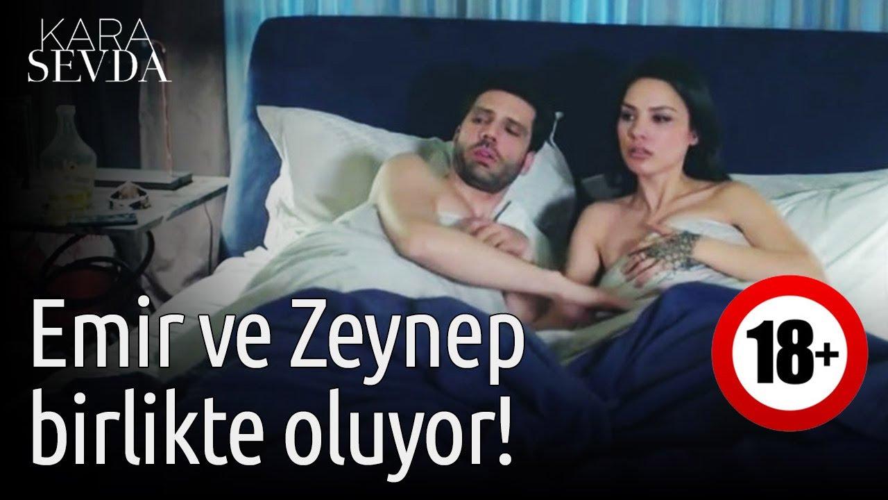 Kara Sevda - Emir ve Zeynep Birlikte Oluyor!