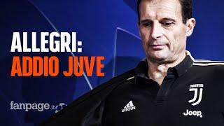 Massimiliano Allegri lascia la Juventus, ecco perché Andrea Agnelli ha deciso di cambiare allenatore