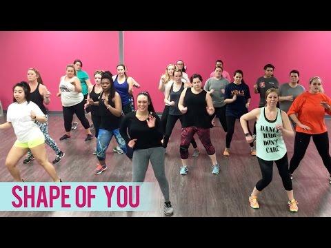 Ed Sheeran - Shape of You (Dance Fitness...