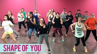 Ed Sheeran Shape Of You Dance Fitness With Jessica