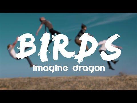 Imagine Dragons - Birds (Lyrics) Ft. Elisa