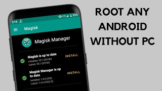 NOTE: If you have kingroot installed then you will have to enable root authorisation in kingroot aft.