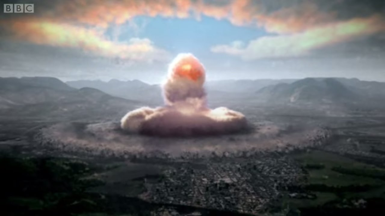 Hiroshima Dropping The Bomb
