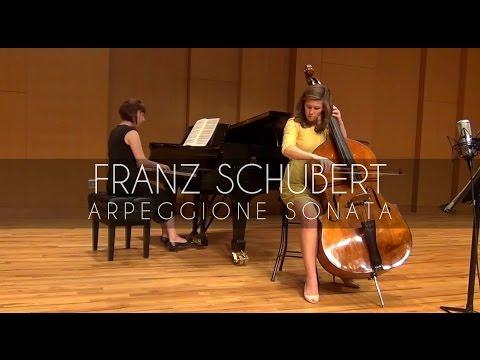Vault Video: Franz Schubert - Arpeggione Sonata, movement 1 (double bass)