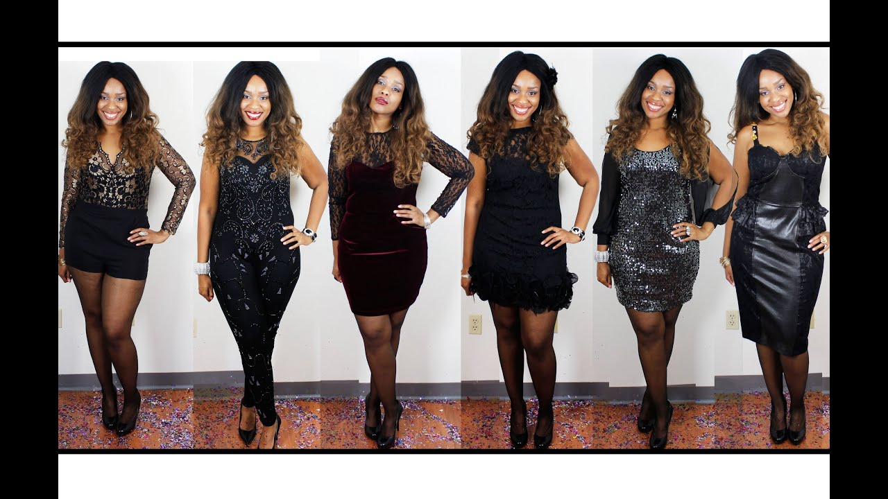 New Years Eve Party Looks | Fashion Lookbook