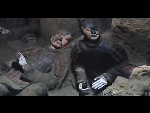 Misteri Pasukan Patung Tentara Terracotta Terakota On The Spot Trans 7 Terbaru 23 Maret 2017