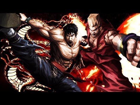 Street Fighter X Tekken | Law And Paul Medium Playthrough | No Commentary