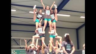 Repeat youtube video Dolphins Allstars Cheerleader Krefeld - Season 2013 - Can't hold us