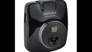 Видеорегистратор Prology ireg-7350SHD обзор