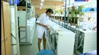 Тест стиральных машин  Ростест