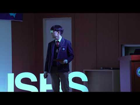 You Deserve To Be Happy!  | Seunggi Hong | TEDxYouth@IJSHS
