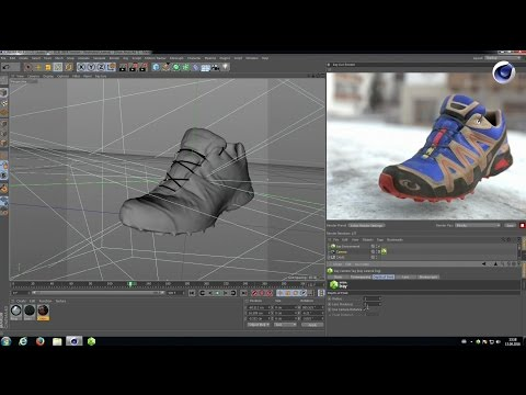 Iray for Cinema4D – Interactive physically-based rendering on GPUs / Steffen Römer (NVIDIA)