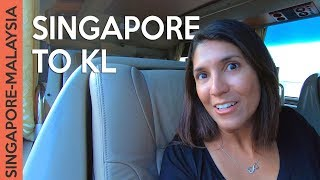 Download lagu Singapore to Kuala Lumpur by bus Malaysia immigration ALL DETAILS MP3
