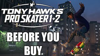 Tony Hawk's Pro Skater 1 + 2 - 14 Things You Need To Know Before You Buy