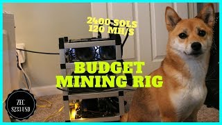 Best Budget DIY GPU Mining Rig ( Mine Zcash, Ethereum, and ZenCash )