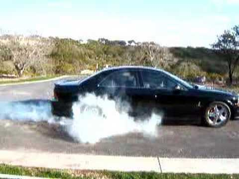 on On A 2000 Lincoln Ls Suspension Problems