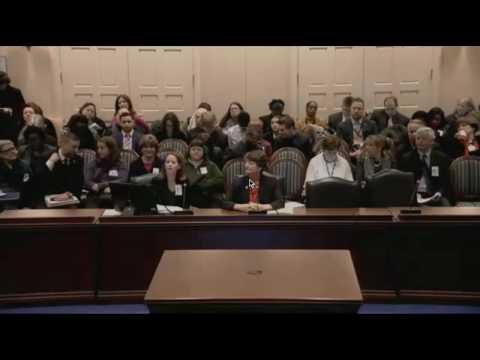 Maryland House of Delegates Testimony 2/7/17