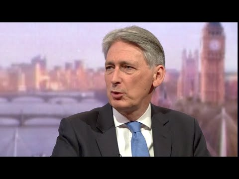 There are no unemployed in UK, says Hammond