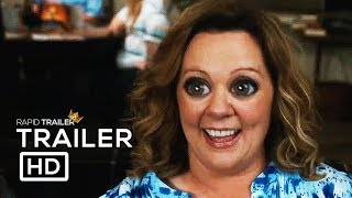LIFE OF THE PARTY Official Trailer #2 (2018) Melissa McCarthy Comedy Movie HD