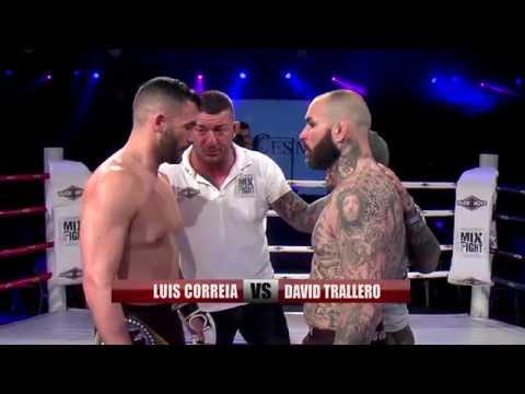 Mix Fight 35 - Luis Correia Vs David Trallero