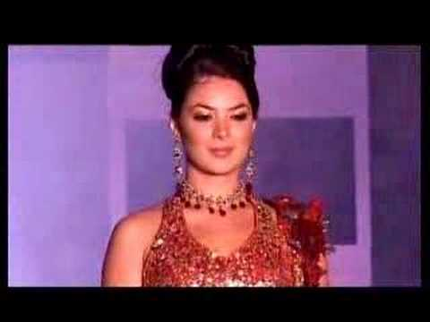 Urvashi Sharma walks the ramp