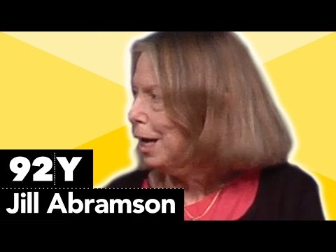 "Jill Abramson on breaking the ""lead ceiling"" at The New York Times"