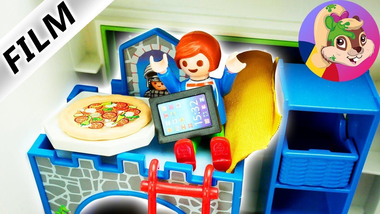 Film Playmobil - PROVOCARE 24 DE ORE ÎN PAT! VA REZISTA IULIAN? - Familia Anton