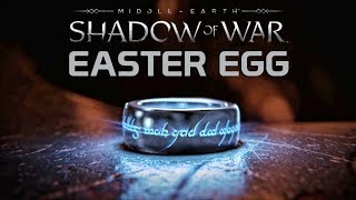 Middle-Earth: Shadow of War - ПАСХАЛКИ И СЕКРЕТЫ / EASTER EGG AND SECRETS