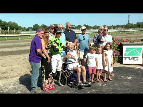 video thumbnail for MONMOUTH PARK 8-11-19 RACE 8