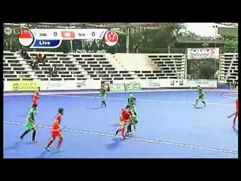 4th Asian School Hockey Championship 2014: Match 11