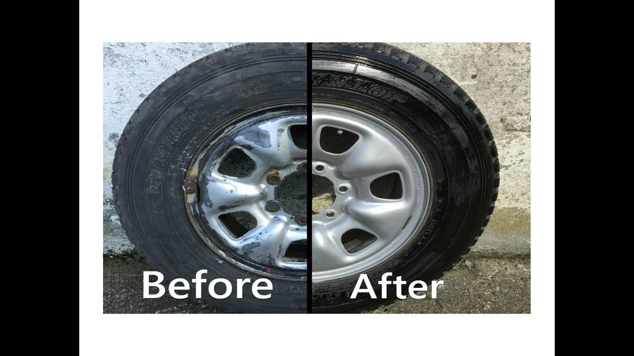 See Wheels On Your Car Before You Buy >> How To Paint Wheels On Your Car Youtube